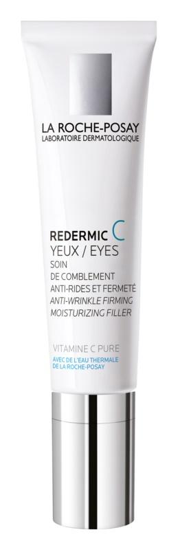 La Roche-Posay Redermic [C] oční protivráskový krém pro citlivou pleť
